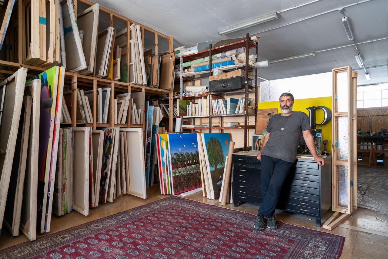 Shay Azulay studio
